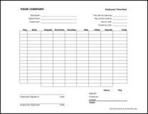 timesheets  formville