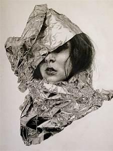 Self-Deception Drawings by Gillian Lambert