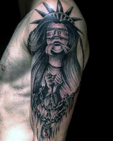 lady justice tattoo designs  men impartial scale ideas