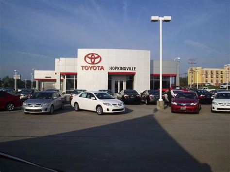 Hopkinsville Toyota by Toyota Of Hopkinsville Hopkinsville Ky 42240 Car