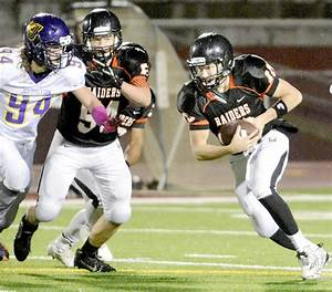 Johnston pulls away from Black Raiders with strong second ...
