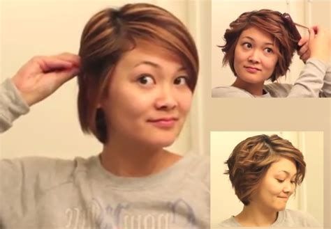 coupe cheveux courts facile  coiffer