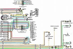 Free 1971 Chevy Truck Wiring Diagram
