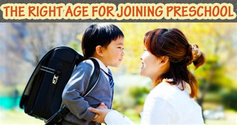 right age to start preschool right age to start playschool parenting nation india 534