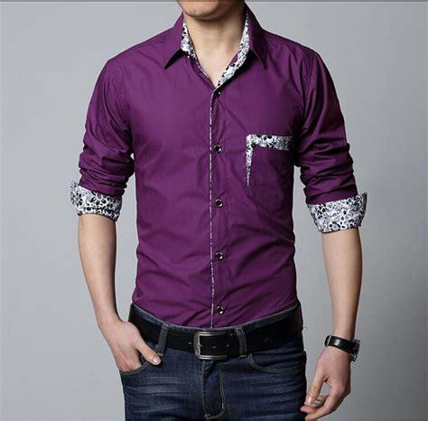 popular casual dress shirt design  men designers