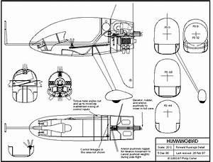 Hummingbird Aerobatics Structures