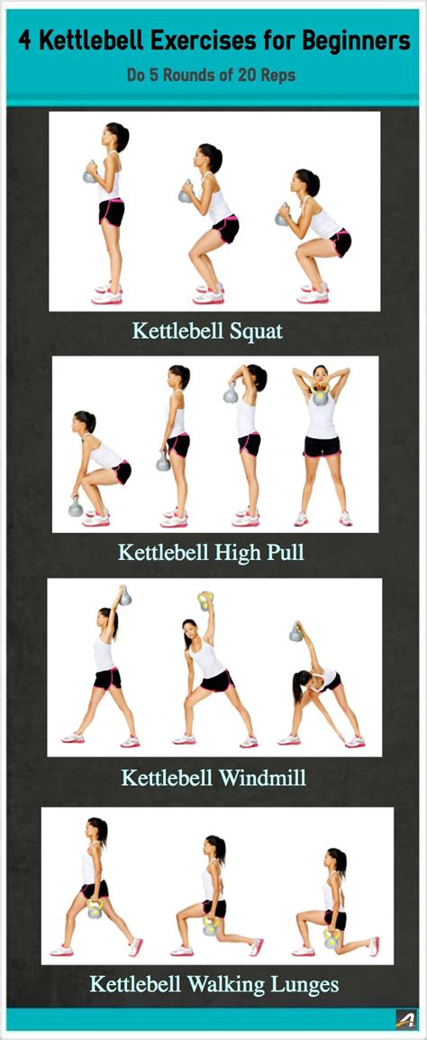 exercises kettlebell beginners workout beginner body workouts exercise upper fitness kettlebells weight moves kettle bell core health legs easy squat
