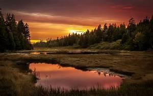 beautiful sunset wallpaper wide