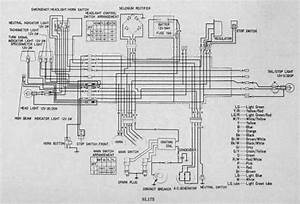 Honda Sl175 Wiring Schematic - 4-stroke Net