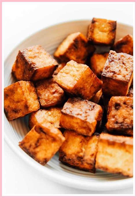 recipes air fryer recipe tofu rebec