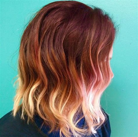 The familiar kare with such coloring will acquire a completely new sound. 26 Trendy Ombre Bob Hairstyles - Latest Ombre Hair Color ...