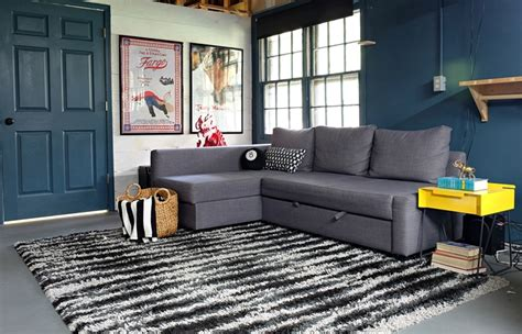 Ikea Copridivano Friheten : An Ikea Friheten Sofa Comes To Live In Our Basement