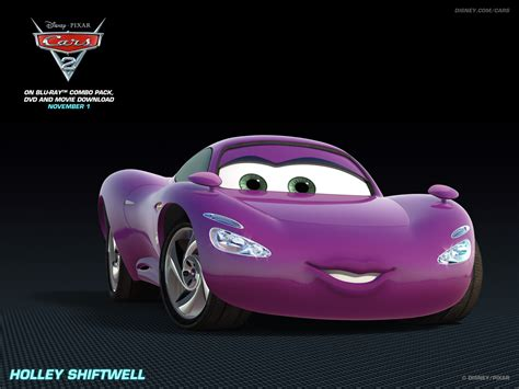 cars 2 autos disney pixar cars 2 images holley shiftwell hd wallpaper and background photos 28105082