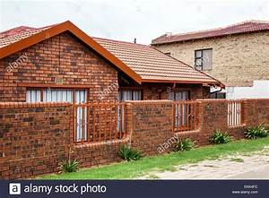Houses Made Of Bricks In Kenya