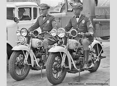 1930 The Venice Police Fill up with PurrPull Gasoline in
