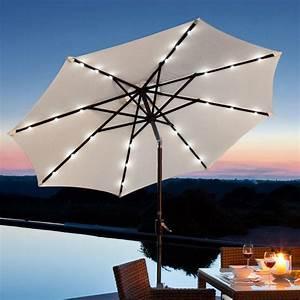 sonnenschirm sternenhimmel mit 3 jahren garantie With französischer balkon mit sonnenschirm stern