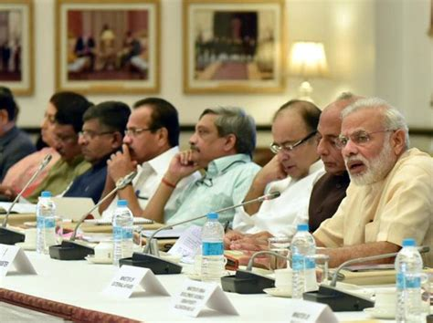 Modi New Cabinet Ministers by 31 Ministers In Modi Govt Declared Criminal Cases
