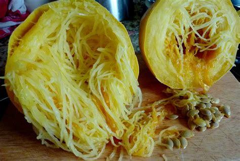 cuisiner une courge spaghetti connaissez vous la courge spaghetti