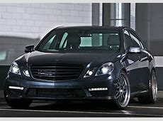 VATH Mercedes E63 AMG with 605HP autoevolution