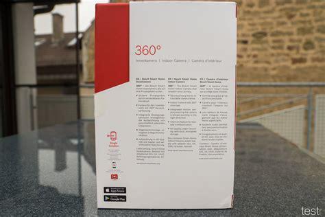 bosch  innenkamera ueberwachungskamera im produkttest