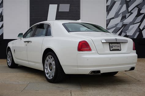 Used Rolls Royce Ghost For Sale by Used 2012 Rolls Royce Ghost For Sale 129 900 Tactical