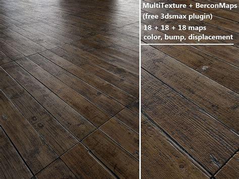 floorboards parquet antique oak multitexture