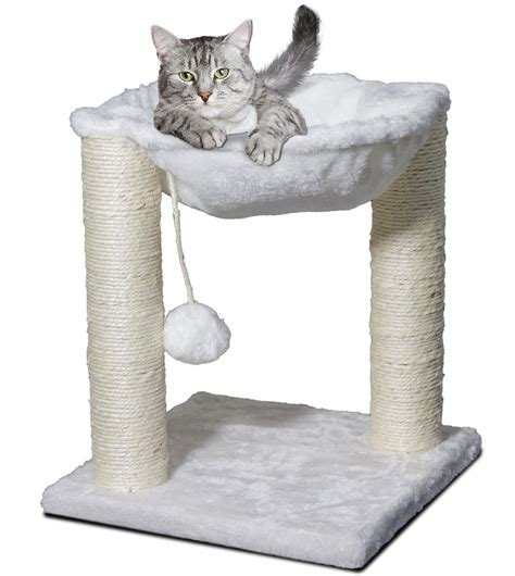 cat hammock bed cat tree hammock scratch post house net bed furniture for