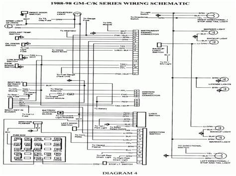 Chevy Truck Steering Column Diagram Wiring Forums