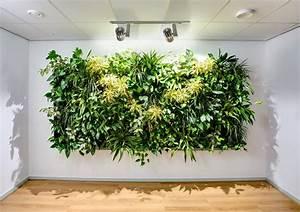Pflanzen An Der Wand : blumen und pflanzen als wanddekoration voll im trend gawina pflanzenbilder raumbegr nung ~ Markanthonyermac.com Haus und Dekorationen