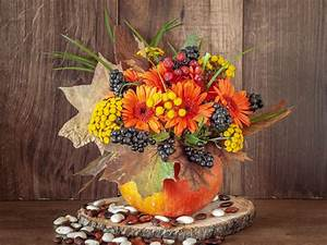 Thanksgiving, Flower, Arrangements