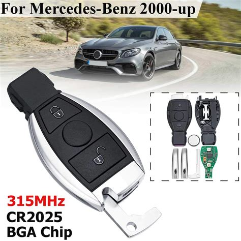 Has the battery in your mercedes key fob starting showing signs of dying? Mercedes Benz C Class Key Fob Battery
