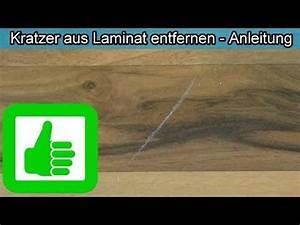 Kratzer Aus Glasscheibe Entfernen : kratzer aus laminat entfernen mit hausmittel ~ Watch28wear.com Haus und Dekorationen
