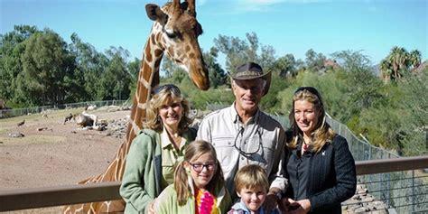 'Jungle Jack' Hanna visits Phoenix Zoo - KTAR.com