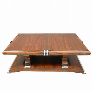 Table Basse Art Deco : table basse art d co meubles art d co ~ Teatrodelosmanantiales.com Idées de Décoration