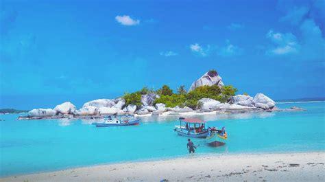 wisata pantai  banten berkunjunglah  desa sawarna