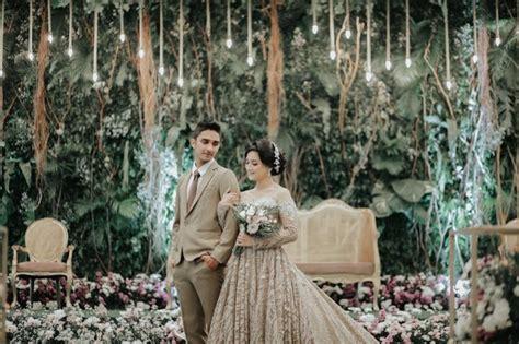 dilan chilla rustic wedding  simple wedding organizer