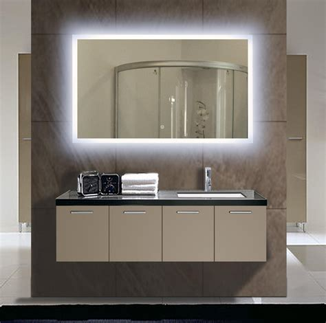 Light Mirror In Bathroom by 20 Best Ideas Light Up Bathroom Mirrors Mirror Ideas