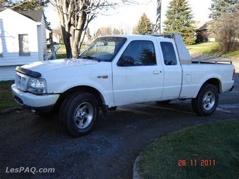 ford ranger a vendre camion a vendre ford ranger xlt v 233 hicules vans motoris 233 s camions lespaq