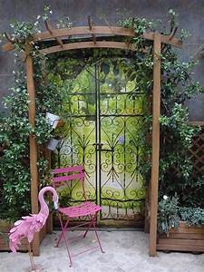 decoration mur exterieur jardin fashion designs With deco mur exterieur maison 7 decoration en trompe loeil en exterieur