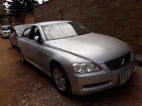 year  toyota mark   cars  sale  nairobi