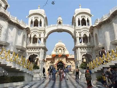 Vrindavan Temple Iskcon Mathura Tour India Delhi