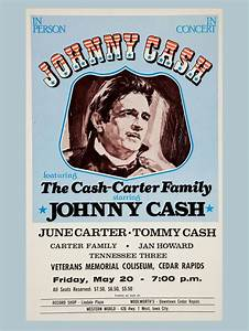 Johnny Cash Poster : 17 best images about johnny cash and june carter cash on pinterest ~ Buech-reservation.com Haus und Dekorationen