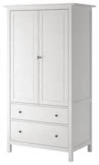 Dimension Armoire Ikea by Hemnes Wardrobe Scandinavian Armoires And Wardrobes