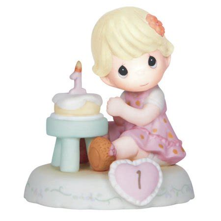 Precious Moments Growing in Grace Age 1 Figurine Walmart com