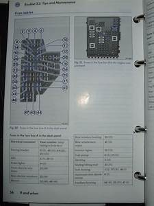 2008 Vw Eos Fuse Box Diagram