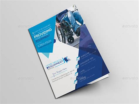 A5 Brochure Template by Home Equipment A5 Brochure Template By Wutip2