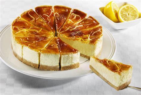 sicilian lemon creme brulee cheesecake