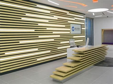 Ufficio Catasto Como by Banco Reception In Legno Massello Banco Reception Plexwood