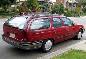 Ford Taurus  First Generation