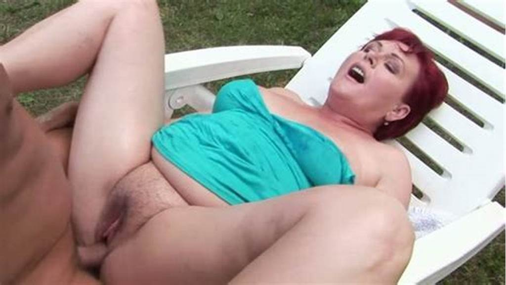 #Old #Woman #Gets #Her #Fat #Pussy #Fucked #In #Missionary #Position